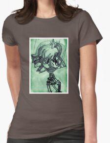 Lomo Cyborg Womens Fitted T-Shirt