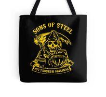 Son Of Steels Pittsburgh Steelers Tote Bag