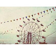 festival Photographic Print