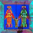 Robot Family 1 by RichardSmith