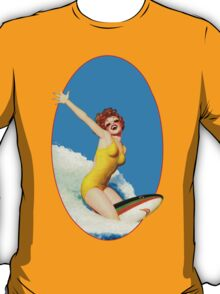Vintage Surfer T-Shirt
