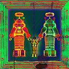 Robot Family 3 by RichardSmith