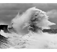 Porthcawl Lighthouse Photographic Print