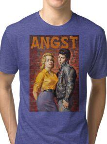 Angst Tri-blend T-Shirt