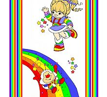 Rainbow Brite by Angela Owen
