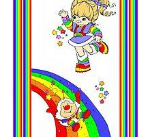 Rainbow Brite by Angela Owen