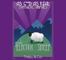 Electric Sheep by Rob Goforth