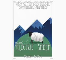 Electric Sheep One Piece - Long Sleeve