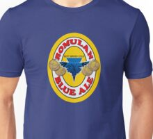 Romulan Blue Ale Unisex T-Shirt