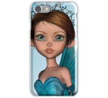 Blue Fairy iPhone Case/Skin