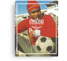 Eusebio Canvas Print