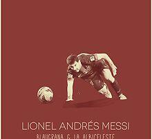 Leo Messi by homework