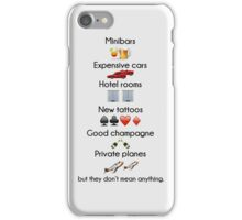 One Direction - History iPhone Case/Skin