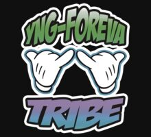 YNG FOEVA TRIBE - DOUBLE HANDS 2 by chasemarsh