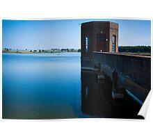 Pitsford Reservoir Poster