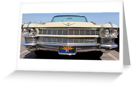 Cadillac Grill by wayneyoungphoto
