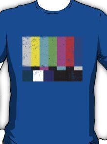 TV test Lines (Half t-shirt 02) T-Shirt