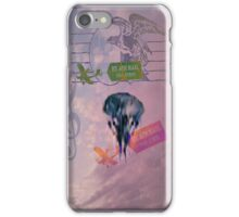 par avion iPhone Case/Skin