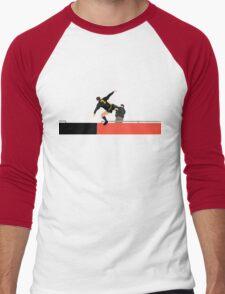 Kung Fu Cantona Men's Baseball ¾ T-Shirt