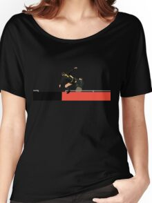 Kung Fu Cantona Women's Relaxed Fit T-Shirt