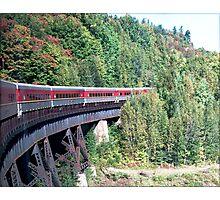 Algoma Train 2 Photographic Print