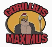 Gorillius Maximus by Redexx