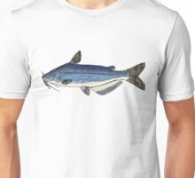 Blue Catfish  Unisex T-Shirt