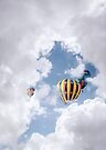 Into the Clouds by Colleen Farrell