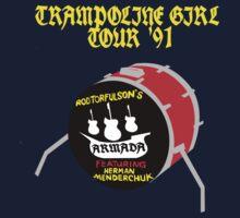 Rod Torfulson's Armada tour shirt by SkipHarvey