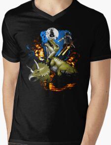 Extinction Mens V-Neck T-Shirt