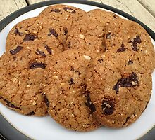 Chocolate Chip Cookies by John Hooton