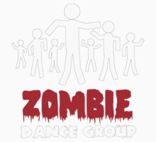 Zombie Dance Group Kids Clothes