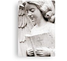 Angels, Prayers and Miracles Canvas Print