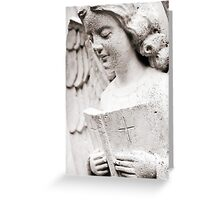 Angels, Prayers and Miracles Greeting Card