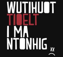 without toilet i am nothing by nvrdi