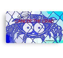 Cancer Crab Design Canvas Print