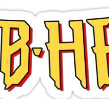 Web-head Sticker
