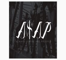 A$AP MOB by Alex Landowski