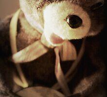 Fuzzy Drummer by Trish Mistric