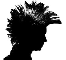 Mohawk Silhouette by emptyminds