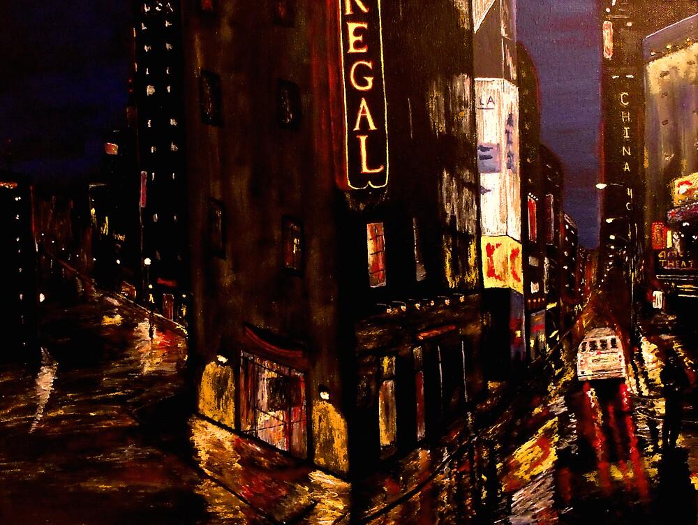 City Rain 2 by markmoore