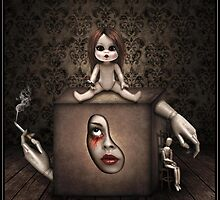 Girl in the Box. by Emily Heatherly