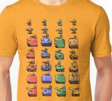 Unit sheet Unisex T-Shirt