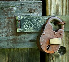 Lock by Michael  Herrfurth