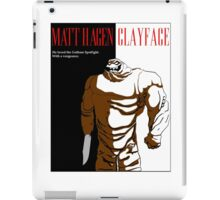 Scars of Clay iPad Case/Skin