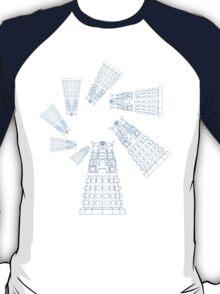 Dalek Spiral T-Shirt