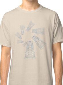 Dalek Spiral Classic T-Shirt