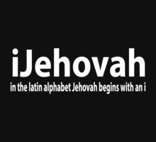 how to spell Jehovah in Latin.  by Brantoe