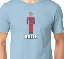 It's Artie… the strongest man…. in the world. Unisex T-Shirt