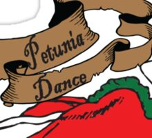 Dance Petunia Dance Sticker